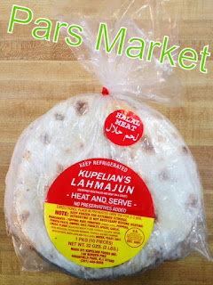 At Pars Market our Lahmejun contains no preservitives,  Lahmajun pieces topped with Halal Beef & Lamb , each bag come with 10 indivudal pieces total of 32oz.
