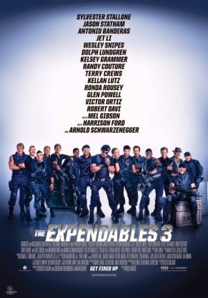 Review The Expendables 3 2014