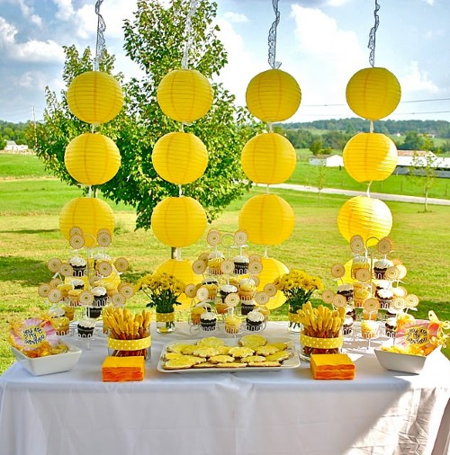 Elegant Party Decoration Ideas