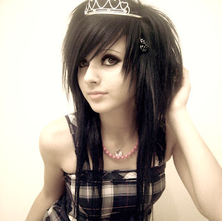 your fashion6 cute girls hairstyle