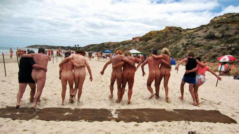 Playas nudistas del sur de california