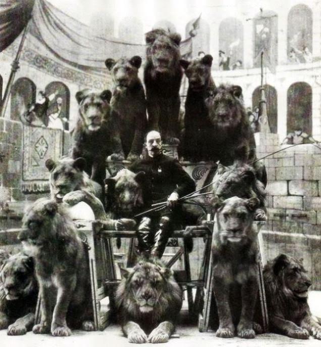 Fotografías históricas muy interesantes