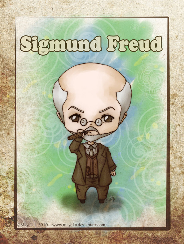 sigmund freud anxiety thesis Nightmares: the navel of freud's freud clearly holds to this thesis let us look a little more closely at the anxiety generated in these dreams freud.