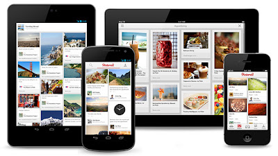 Aplikasi Pinterest For Android