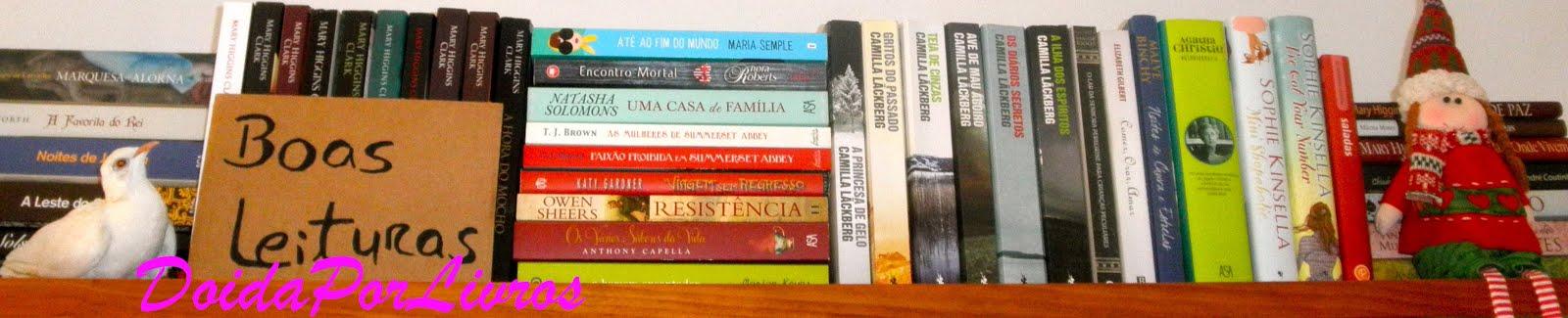 Doida por Livros