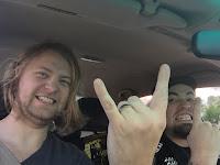 Nick Dellaposta and Josh Roush