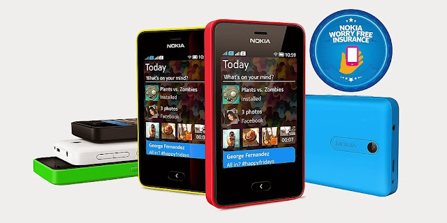 Nokia Asha 501 Diwali Offer 2013