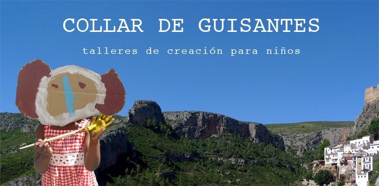 COLLAR DE GUISANTES
