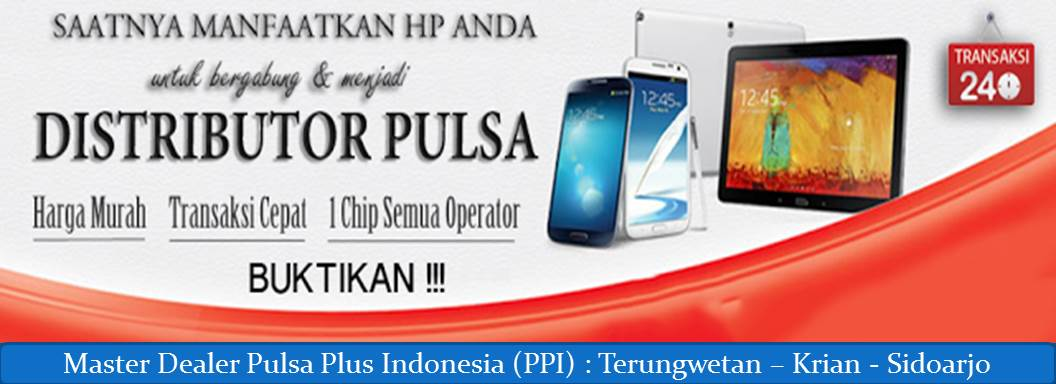 PULSA PLUS INDONESIA