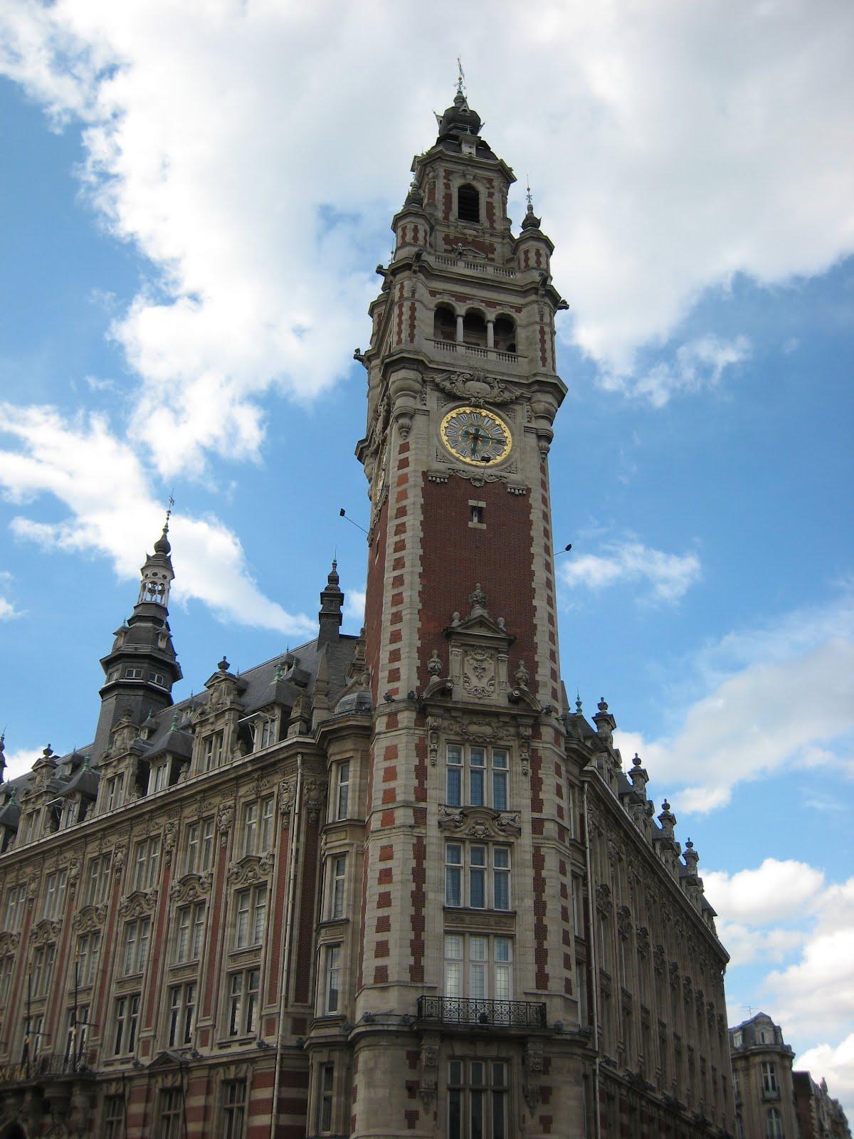 Lille 5 april cultuur van lille - Chambre du commerce lille ...