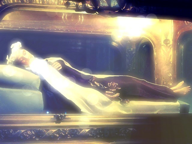 Incorruptible Corpses