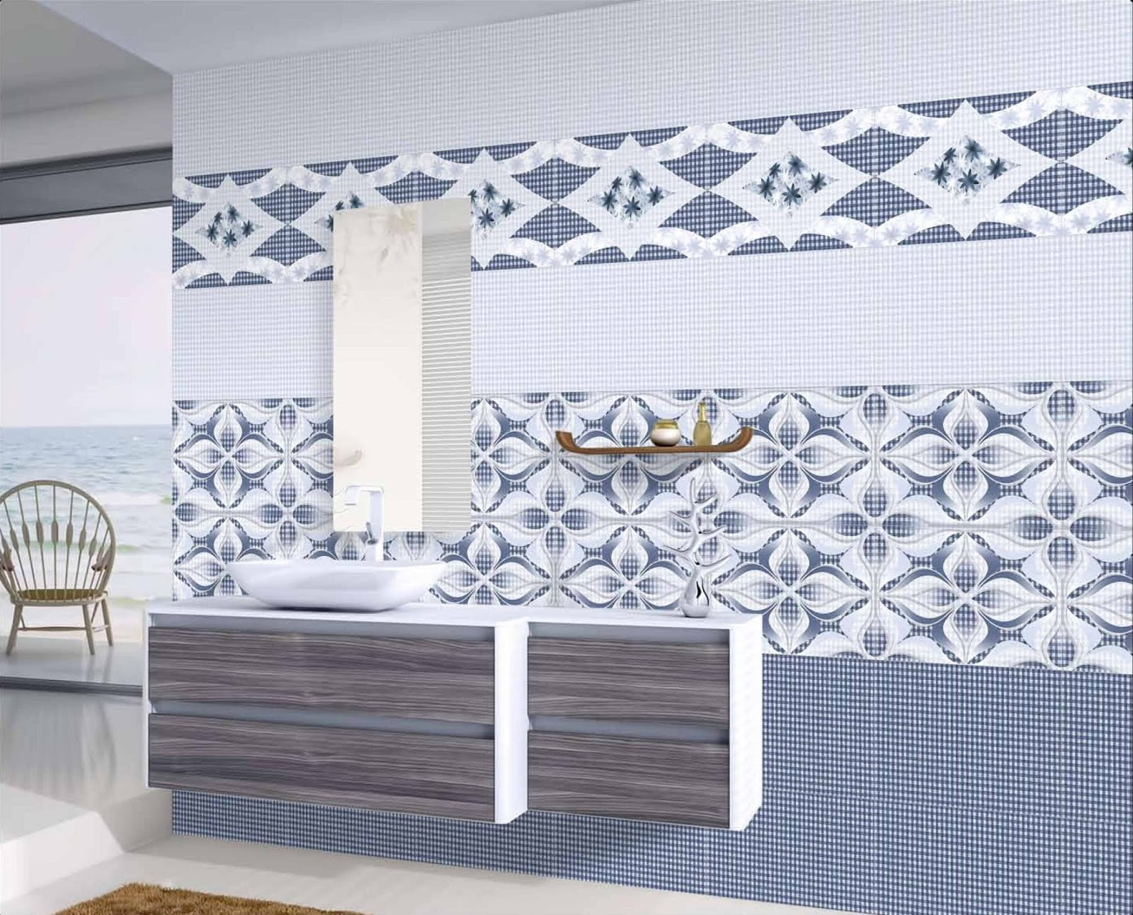 Elegant Digital Wall Tiles Digital Floor Tiles Digital Kitchen Tiles Bathroom