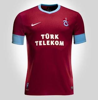 2012 2013 sezonu trabzonspor bordo forma
