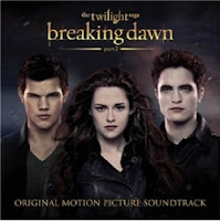 Twilight Saga movies, Twilight Saga sountrack, breaking dawn