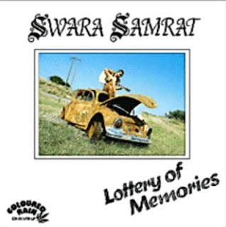 SWARA SAMRAT-LOTTERY OF MEMORIES, LP, 1979, GERMANY