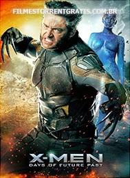 X-Men: Dias de um Futuro Esquecido Torrent Download