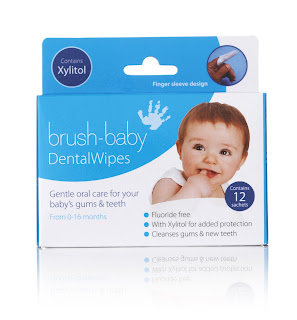 brush baby DentalWipes