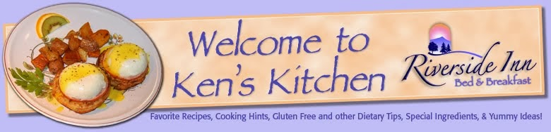 Welcome to Ken's Kitchen