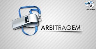 a arbitragem deve coibir o anti-jogo e a falta de esportividade