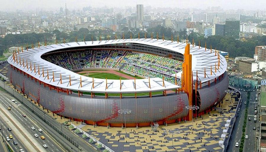 Chosica friends estadio nacional del per for Puerta 9 del estadio nacional de lima