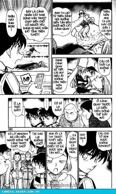 Detective Conan - Thám Tử Lừng Danh Conan chap 521 page 8 - IZTruyenTranh.com