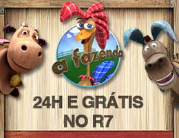 Assistir A Fazenda 6 Ao vivo - R7.com/AFazenda