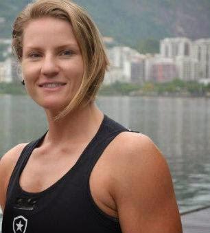 Bianca Miarka, mais uma grande e belíssima conquista do Botafogo