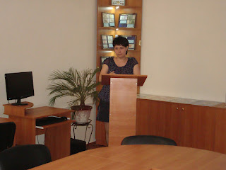 Засідання секції Сучасні комп'ютерні технології в економіці й освіті Причорноморської регіональної науково-практичної конференції професорсько-викладацького складу.
