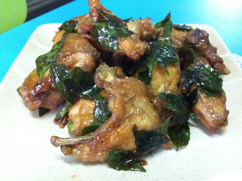 Curry Leaf Fried Chicken Recipes — Dishmaps