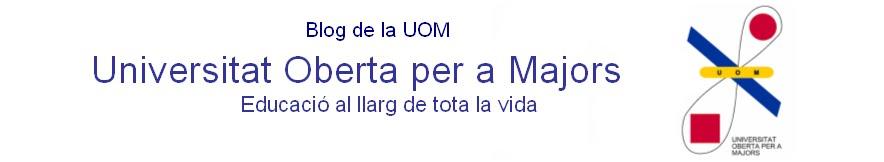 Blog de la UOM. Universitat Oberta per a Majors