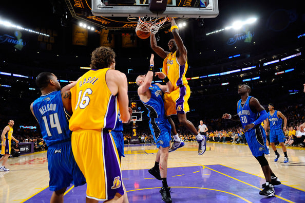 2009 NBA Finals - Game 1