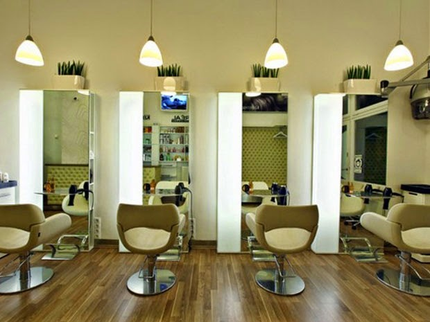 desain ruang salon
