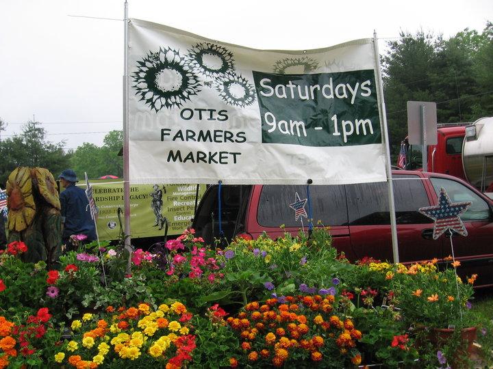 Otis Farmers Market Banner