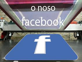 O facebook da aula
