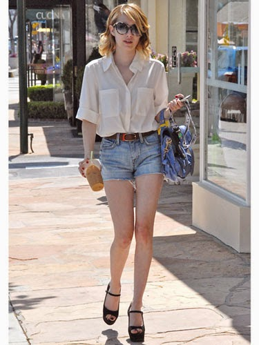 New Fashion Arrivals: Hollywood Celebrities Best Casual ...