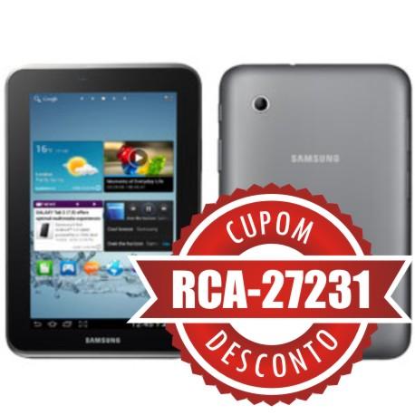 Cupom Efácil - Tablet Samsung Galaxy P3110