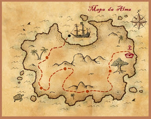 MAPA DO TESOURO DA ALMA