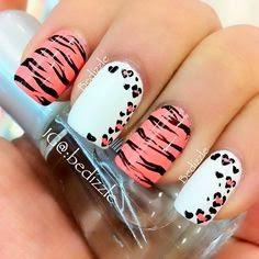 fake nails design, cute fake nail designs, fake nails 2014