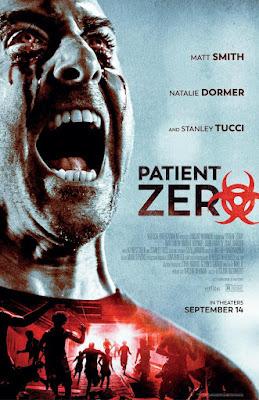 Patient Zero 2018 DVD R1 NTSC Latino