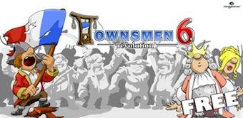 Juegos para Android de estrategia Townsmen