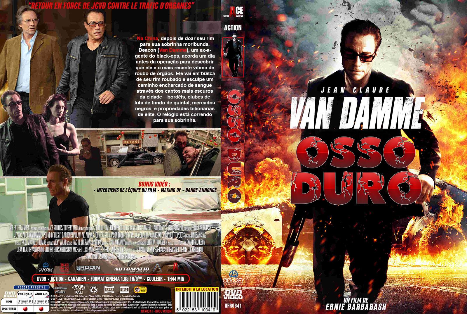 Download Osso Duro BDRip XviD Dual Áudio OSSO 2BDURO