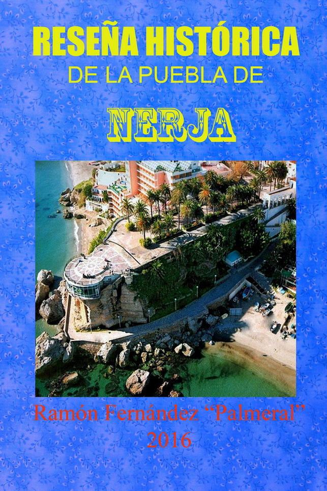 """Libro """"Reseña historica de Nerja"""""""