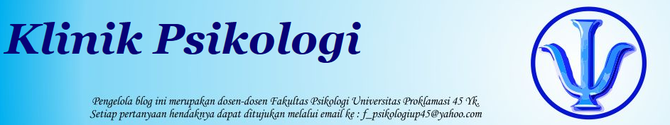 Related to Klinik Psikologi
