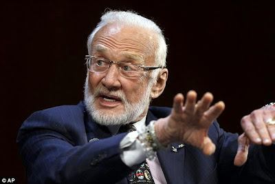 Buzz Aldrin rightwing nutjob