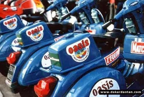 Vespa Paris Dakar 07