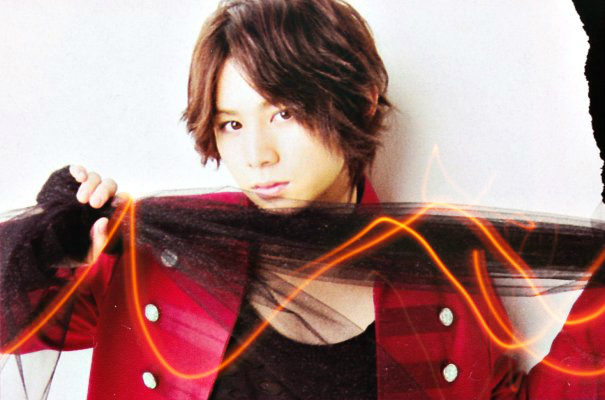 Yamada Ryosuke Hey! Say! JUMP's