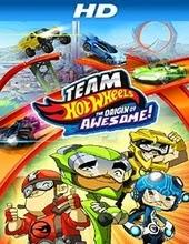Team Hot Wheels: Mandando Bem Dublado