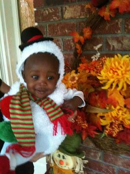 Ira's first Halloween