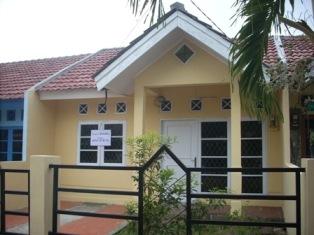 foto rumah sederhana on Dijual Rumah Sederhana LT.78 LB.50 di Vila Pamulang Sertifikat HGB ...