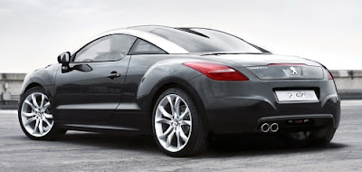 Anugerah 'Car of The Year 2011' - Peugeot RCZ (Gambar)
